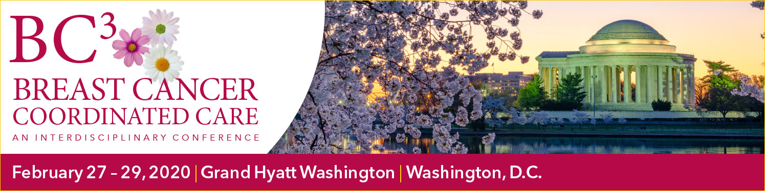 2020 Breast Cancer Coordinated Care 3 (BC3) Banner