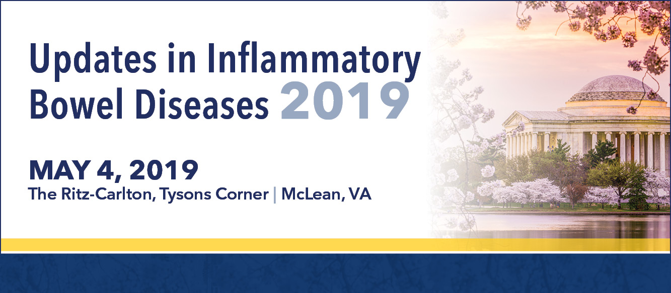Inflammatory Bowel Diseases and Other Inflammatory Pathologies of the GI Tract 2019 (IBD) Banner