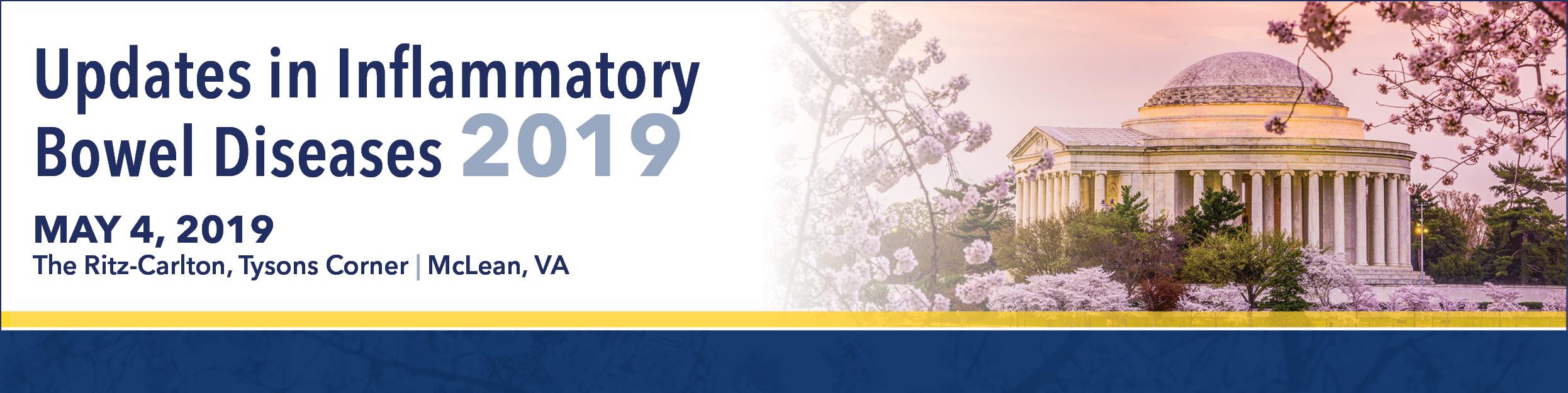 Updates in Inflammatory Bowel Diseases 2019 Banner