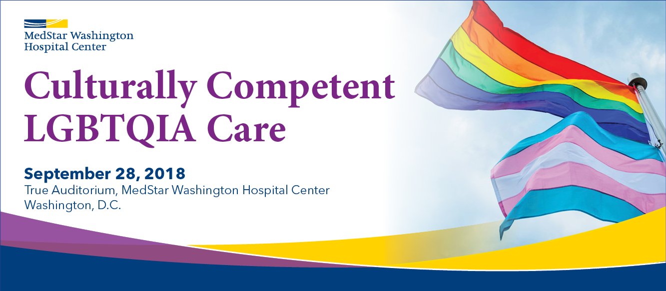 Culturally Competent LGBTQIA Care - Internet Enduring Material Banner