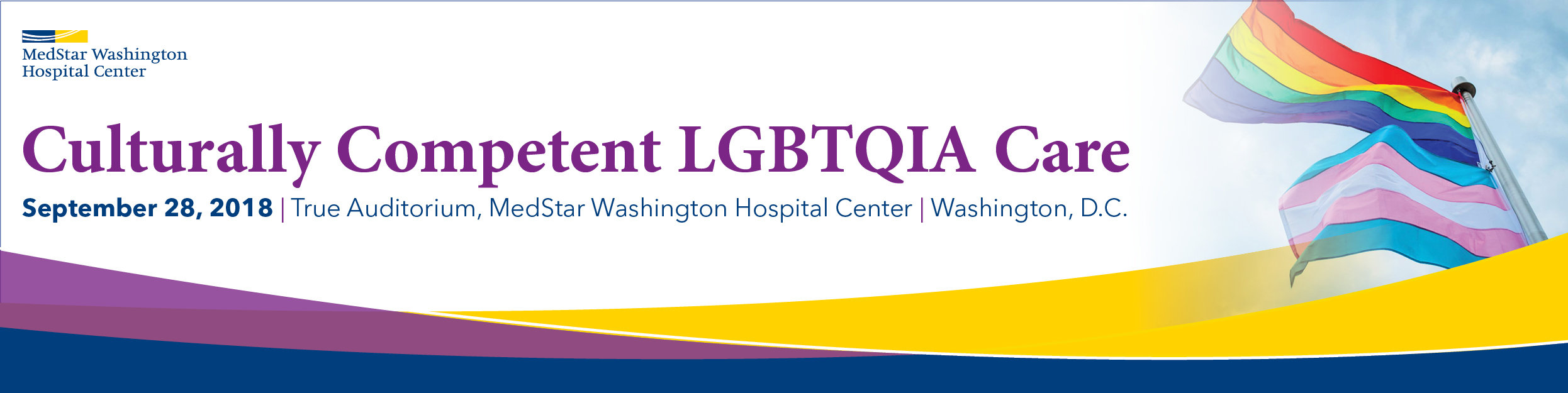 Culturally Competent LGBTQIA Care Banner