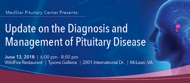 Update on the Diagnosis and Management of Pituitary Disease Banner