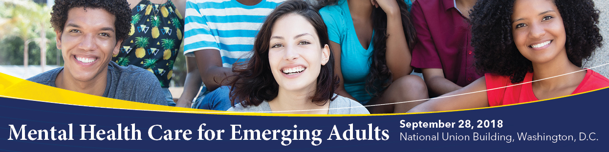 Mental Health Care for Emerging Adults Banner