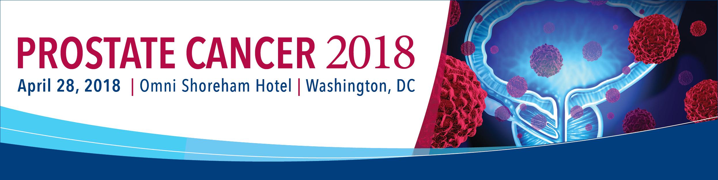 Prostate Cancer 2018 Banner